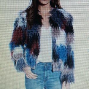 Astr fur jacket